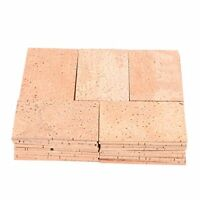 50Pcs Natural Sax Saxophone Neck Cork Sheet 2mm