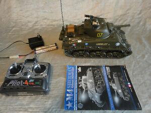 TAMIYA RC Vintage US M4 SHERMAN 105 mm HOWITZER KIT option DMD CONTROL UNIT 1/16