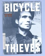 The Bicycle Thief (Dvd, 2007, 2-Disc Set, Criterion Collection) first printing