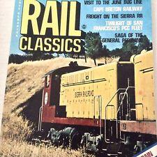 Rail Classics Magazine Cape Breton Railway March 1976 071617nonrh
