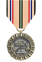 Desert Storm 25th Anniversary Commemorative Medal