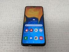 Samsung Galaxy A20 Unlocked Clean ESN  32GB Used