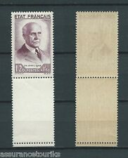 FRANCE - 1943 YT 576 - TIMBRE NEUF** LUXE