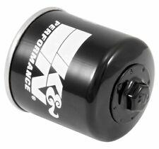 K&N Powersports Spin-On Oil Filter For Kawasaki / Honda/ Triumph/Yamaha KN-204-1