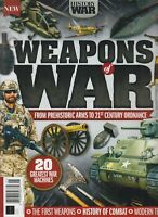 History of War Weapons of War Issue 01 2019 Prehistoric Arms to 21st Century