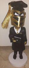 UCF Knights Knightro Graduation Grad Gift Bobble Bobblehead Cap Gown Tassel Rare