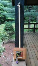 Cigar Box Guitar Diddley bow 1 String Fretless Wood Handmade Bluegrass