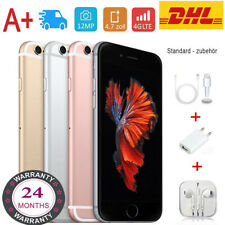Apple iPhone 6s /16GB 32GB 64GB 128GB/Spacegrau Roségold Gold Silber Smartphone