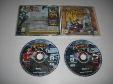 ESCAPE FROM MONKEY ISLAND Pc Cd Rom CD - MI 4  MI4 - LucasArts  FAST SECURE POST