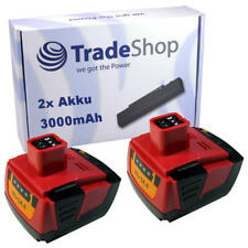 2x Batterie 14,4v 3000mah remplace Hilti b144 pour sf144 sfh144 sid144 siw144