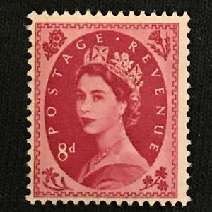 Great Britain SC #327 Mint NH 1956