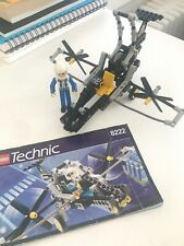 LEGO Technic V-TOL Aircraft Set# 8222 with Instructions