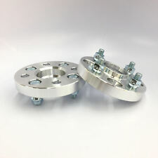 Hub Centric Wheel Spacers Adapters 4x100 12X1.5 54.1 Corolla Echo MRS MR2 20MM