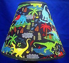 Colorful Dinosaurs  Lamp Shade Lampshade