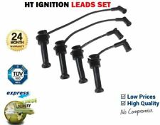 FORD FIESTA mk6 /& Fusion 1.25 1.4 1.6 2002-08 16v Nuovo Accensione Ht Spina Leads Set