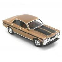 Ford Falcon Sedan XW Grecian Gold 1:32 Scale Die Cast Model Car Boxed Diecast