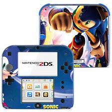 Sonic the Hedgehog Vinyl Skin Sticker for Nintendo 2DS - 003