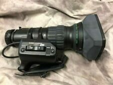 Barely used FUJINON WIDE ANGLE LENS A13X6.3BERM-SD B4 Mount Broadcast Lens
