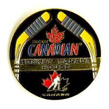 Pin Spilla Hockey Canada House