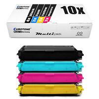 10x ECO Toner XXL für Xerox Phaser 6280-DN 6280-N 6280-DNM