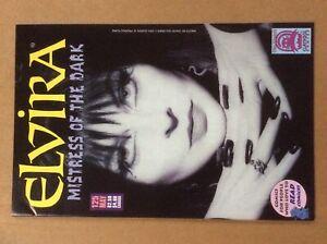 Claypool Comics Elvira Mistress of the Dark 125 VF Cassandra Peterson 2003