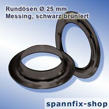 10mm 20mm Eisen-verzinkt Ösen 25mm 14mm 40mm 100 X Rundösen 36mm