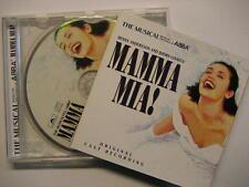 MAMMA MIA MUSICAL - ORIGINAL CAST RECORDING - CD - ABBA