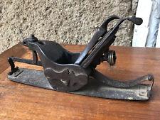Rare Rabot Ancien Antique French PLane Outil de Métier