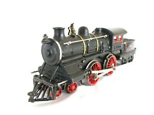 AC1825: Vintage Bing Gauge1 American Clockwork Locomotive & Tender