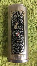 Vintage Metal Cigarette Lighter Holder