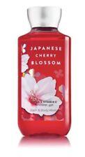 Bath and Body Works Japanese Cherry Blossom Shea + Vitamin E Shower Gel~10 fl.oz