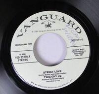 Hear! Modern Soul Electro Boogie 45 Twilight 22 - Street Love / Same On Vanguard