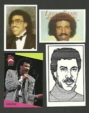 Lionel Richie Fab Card Collection A Commodores