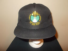 VTG-1980s Dupont Agriculture Products El Paso Texas Plant snapbabck hat sku12