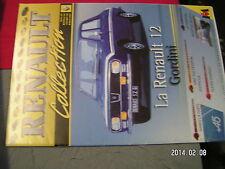 * Fascicule Renault Collection Renault 12 Gordini
