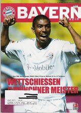 Bayern Magazin 2/54 Bayern München - 1859 München , 10.09.2002