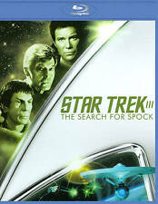 Star Trek III: The Search for Spock (Blu-ray Disc, 2009)