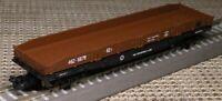 PERESVET 3661 - Low-side Board Car / Niederbordwagen Holzborden SZD IV TT 1:120