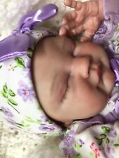 "REBORN BABY GIRL ""NAOMI"" BY DENISE PRATT SOLD OUT LTD EDITION"