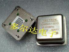 1pcs VECTRON OCXO C4550A1-0213 10.000MHZ 10MHZ Crystal Oscillator #E-F9 GY