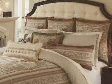 Waterford Linens Euro Pillow Sham - Concerto Sand