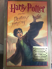 RARE HARRY POTTER AND THE DEATHLY HOLLOWS Deluxe  1st ED/1st printing NEW