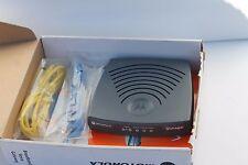Motorola/Vonage VT2142-VD Broadband Router/Voice Gateway VoIP w/all connectors