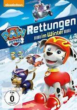 PAW PATROL: V3 WINTER RESCUE Kinderfilm DVD NEU