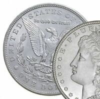 Uncirculated $1 1900-O Morgan US Silver Dollar from BU ROLL New Orleans Minted!