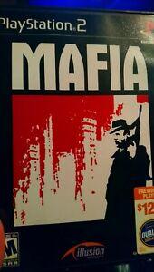 Mafia (Sony PlayStation 2 PS2, 2004)