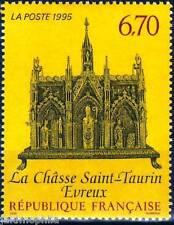 Y&T n° 2926 de 1995 Tableau La Châsse de Saint Taurin à Evreux    NEUF **