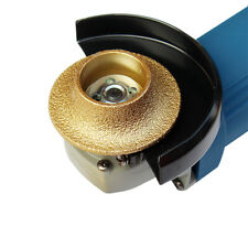 French side grinding head angle grinder grinding disc diamond polished stone