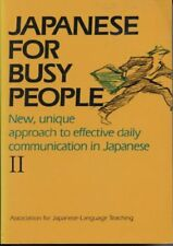 Japanese for Busy People: Intermediate Level,The Association for Japanese Langu