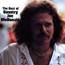 Country Joe McDonald - Best of Country Joe McDonald [New CD]